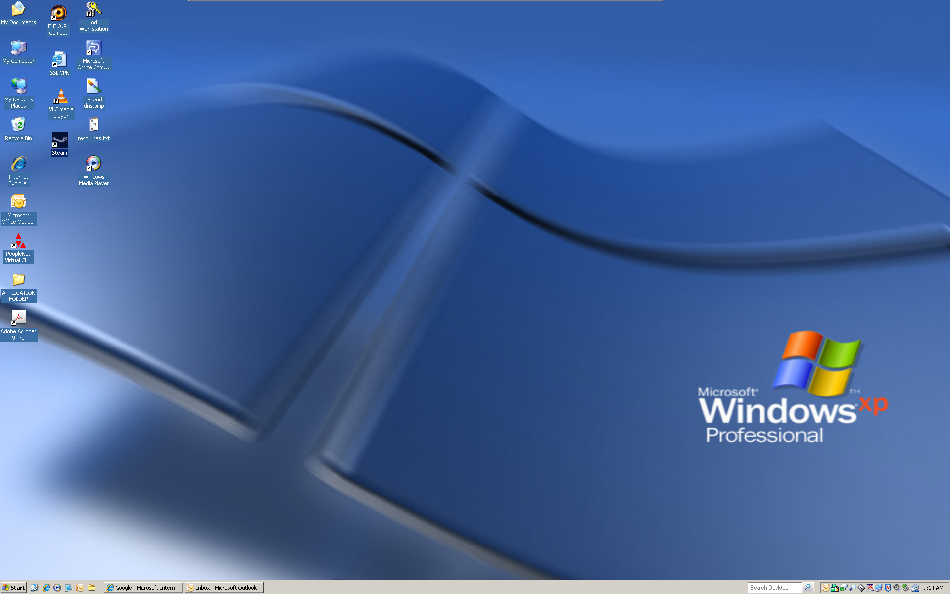 generic windows background