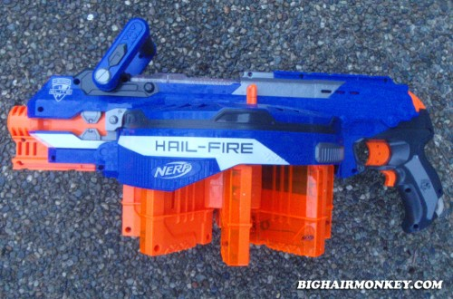 Nerf N-Strike Elite Hail-Fire · All Nerf GunsFirePrice ...