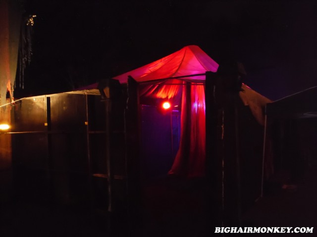 Big Top Nighttime