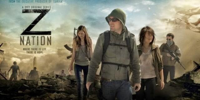 Z Nation promo teaser poster