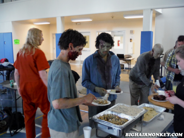 Z Nation ep101 first day of shooting