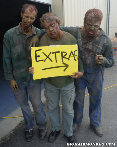 z nation zombies extras #znation