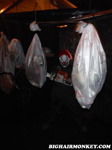 butcher Clown