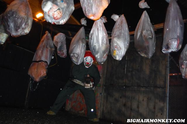 butcher Shop of horror