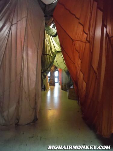 parachute Walls