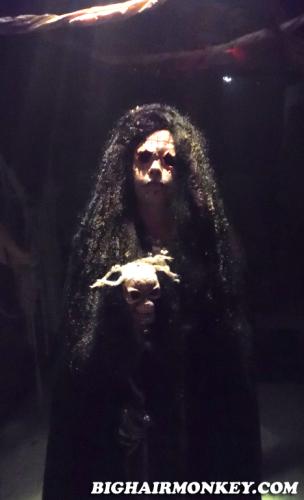 voodoo Woman halloween makeup ideas